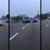 VIDEO Horrible accidente diablo Scumbag In Ferrari Causes Crash On Highway
