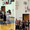 Que mala suelte el diablo Basketball Gets Stuck On Rim In Final Seconds Of Game