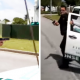 VIDEO Cuanto tiros en la cara Security Guard Pepper Sprays 2 Year Old Child And Pulls Gun On Unarmed Dad
