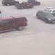 VIDEO Un Abuelo de 92 Year choca 9 carros que  cura Old Man Crashes Into 9 Cars