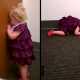 VIDEO Sera luchadora rompe pared? 2-Year-Old Devastated About Newborn Sister