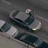 VIDEO Tremenda persecucion Stolen Vehicle Suspect Leads LAPD On A Wild Car Chase!