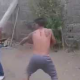 VIDEO Miren que maldita pelea Street Fight Ends With A Superman Punch Knockout!