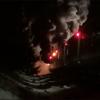 Video: Al menos seis muertos en un accidente de tren en el estado de Nueva York  Metro-North Train Explodes After Hitting Car In Valhalla NY; Many Injured