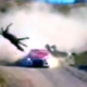 VIDEO Le rompieron todo alchocarlo Flying In The Air After Getting Hit By A Car!