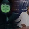VIDEO Anonymous Hackers le manda un fuerte mensaje al rapero Has A Message For Kanye West!