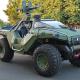 Vide Tremenda maquina militar para combatir Real Life Halo Warthog