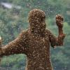 Gemelos se ahogan mientras su madre trataba de ahuyentar una abeja