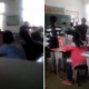 video: alumna fue agredida salvajemente por profesor en aula
