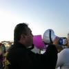 Video Protesta contra un Circus dramatica miren workers attack animal rights protesters in California