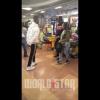 Video Peliando dentro de un supermercado Rompen todo Kid Starts A Fight By Slapping A Dude's Girlfriend On Her A$$!