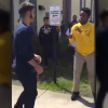 VIDEO Una pelea de gay miren School Fight with a Surprising Result