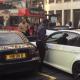 VIDEO Discucion en la calles de london termina en tremendo choque Road Rage Incident In London Takes A Nasty Turn!