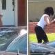 Video Policia de rompe telefono por estar grabando U.S. Marshals in South Gate Attack Cop Watcher. Destroys her cellphone