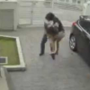 Video Fue Apunalado 3 veces en camara Guy trying to stop a bag snatcher and get stabbed 3 times