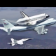 VIDEO La NASA cohete volando sobre new york Shuttle Endeavour's Final Flight