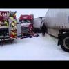 VIDEO Tremendo accidente de unos 33 trucks diablo yoming I-80 Multi-Car N' Truck Accident Aftermath