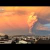 Video Volcano en chile miles de avacuado Calbuco Eruption Forces 1,500 People to Evacuate