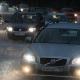 Videos, Tormenta apocalíptica inunda las calles de Moscú