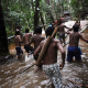 Tribus amazónicas exigen detener la construcción de presas hidroeléctricas