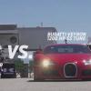 VIDEO Kawasaki Ninja H2R Bike Compitiendo contra estos carros McLaren MP4-12C, Tuned Bugatti Veyron & Nissan GT-R Super Cars!