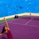 Fotos: Dubái podría tener el primer estadio de tenis bajo el agua en el mundo