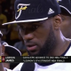 Lebron James On Heading To The NBA Finals For The 5th Consecutive Season + Locker Room Celebration