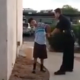 Video Policia arresta chico de 12 de edad Cop Trips Him Down For Not Respecting His Authority!