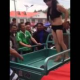 Video Anciano quiere mamarcelo a una chica Old farmer fiercely bites dancer' vulva to get entertained