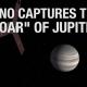 VIDEO Escucha los extraños 'sonidos' de Júpiter Juno Captures the 'Roar' of Jupiter