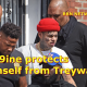 6ix9ine protects himself from Treyway