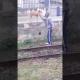 Mala pata : Un hombre ebrio pide a su perro que le ayude a subir un muro pero algo sale mal (VIDEO)