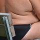 La obesidad ya se ve desde el espacio 🎃🎃🎃 Que maldita cura