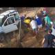 VIDEO: Un toro asesta varias cornadas a un hombre durante un festejo taurino en España
