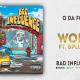 Q Da Fool - Work Ft. #Splurge (Bad Influence) #TRAP