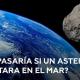 Tenemos que estar preocupados? Un #asteroide del tamaño del #BigBen se aproxima a la Tierra a 48.000 km/h