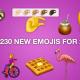 VIDEO Así son los 230 nuevos #emojis para #WhatsApp y otros servicios de #mensajería