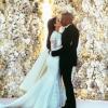 """Kim Kardashian rompe su récord matrimonial: lleva 73 días casada con Kanye West """"Que opinan"""