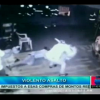 """Video: Delincuentes entran a tiros a joven en estación de bomberos"""" miren esto"""