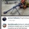 """Fotos: Soldado israelí presume en Instagram de haber matado a 13 niños palestinos """"miren todo"""