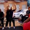 """Filmación del video """"Mi Ghetto"""" de Fother (Detrás de cámara)"""