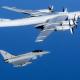 Ultimo momento noticia Reino Unido intercepta aviones rusos