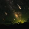 Una doble lluvia de meteoritos simultánea iluminará el cielo del planeta