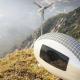 Fotos: La 'ecocápsula' con la que se puede vivir en cualquier lugar del mundo
