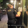 Video Mujer Drogada matandoce con uno policias Classy Portland gal spits on police and pisses herself