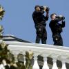 Evacúan la sala de conferencias de la Casa Blanca por motivos de seguridad