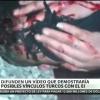 Video Fuerte Ejército evacua a terroristas heridos del Estado Islámico (+18)