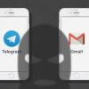 Los terroristas prefieren chatear por Telegram y enviar correos por Gmail