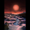 Descubren tres planetas similares a la Tierra que orbitan alrededor de una estrella enana