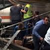 EE.UU.: Un muerto y 108 heridos tras estrellarse un tren en Nueva Jersey (Video, fotos)